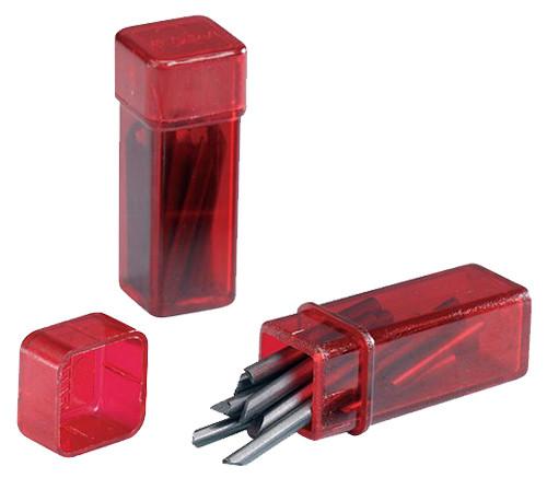 Alvin 2mm Lead Refill HB, 12/pkg.