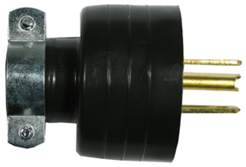 Pass & Seymour Dead Front Cap Male Plug w/Ground