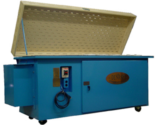 "Denray Downdraft Sanding Table, 72"" x 28"" 1 PH"