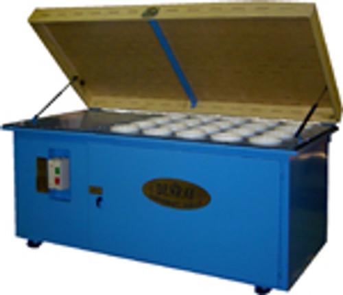 "Denray Downdraft Sanding Table, 72"" x 36"" 1 PH"