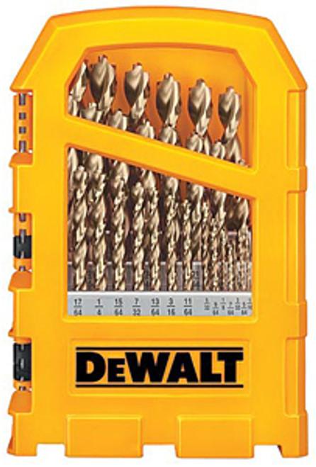 DeWalt 29-Piece Pilot Point Drill Bit Set