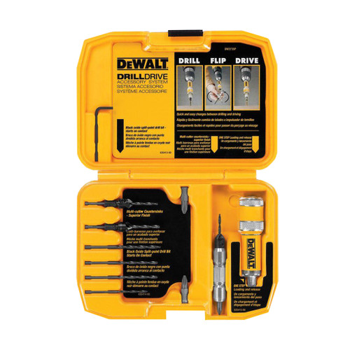 DeWalt Drill & Drive System, 12-Piece