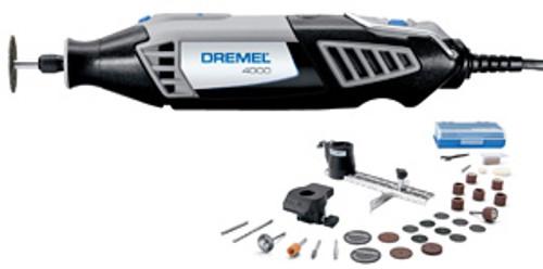 Dremel 4000-2/30 High Performance Rotary Tool Kit