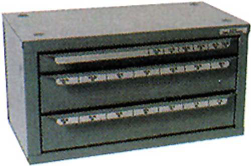 Huot Drill Bit Dispenser Cabinets w/217 Bits