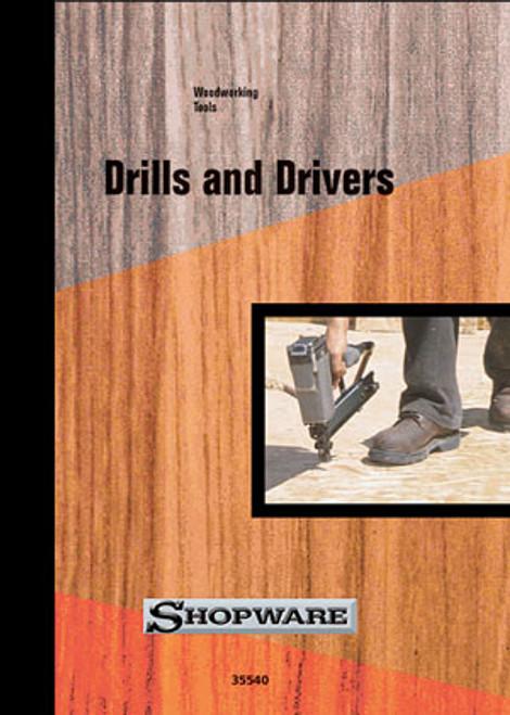 Shopware Drills & Drivers DVD
