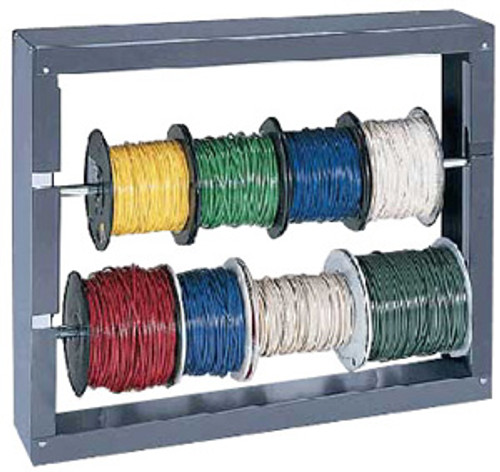 Durham Wire Spool Rack with 2 Rods