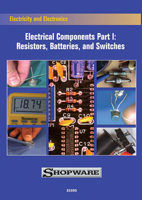 Shopware Electrical Components DVD Part 1: Resistors, Batteries & Switches