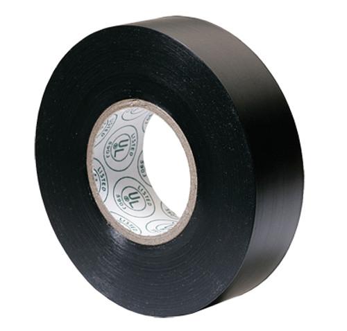 """Gardner Bender Electrical Tape, Black, 3/4"""" x 60'"""