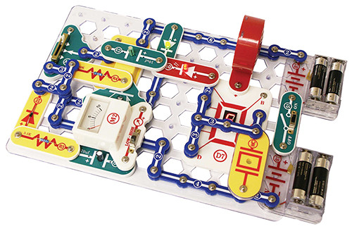 Elenco Electronic Snap Circuits Pro with Computer Interface