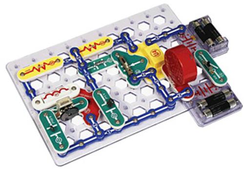 Elenco Snap Circuits 300 Experiments w/Computer Interface