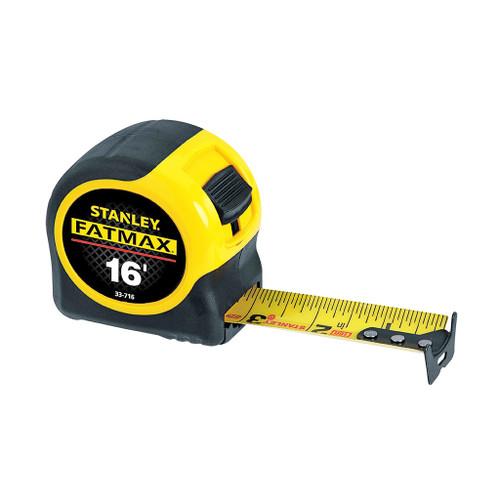 """Stanley FatMax Tape Rule, 16' x 1-1/4"""""""