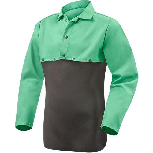Steiner Weldlite Flame Retardant Clothing Cape Sleeves, Large