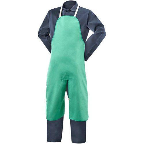 Steiner Weldlite Flame Retardant Clothing Split Leg Apron