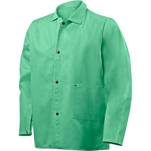 Steiner Weldlite Flame Retardant Clothing Jacket, Medium