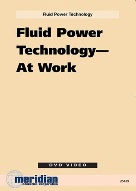 Meridian Fluid Power Technology DVD - Fluid Power Technology at Work