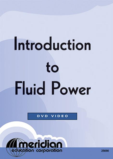Meridian Fluid Power Technology DVD - Introduction to Fluid Power