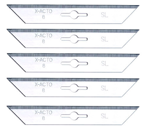 X-Acto #8 Lightweight Retractable Utility Knife Blades