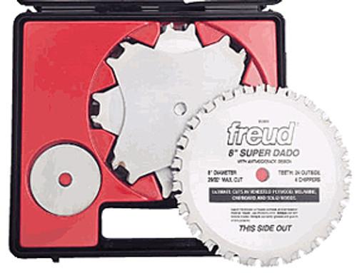 """Freud Super Dado Sets, 8"""""""