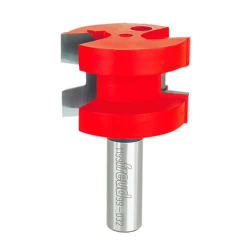 Wedge Tongue & Groove Router Bits, Wedge Tongue