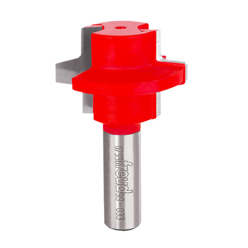 Wedge Tongue & Groove Router Bits, Groove