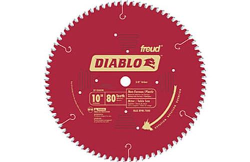"""Freud Diablo 10"""" CT Metal-Cutting Saw Blade"""
