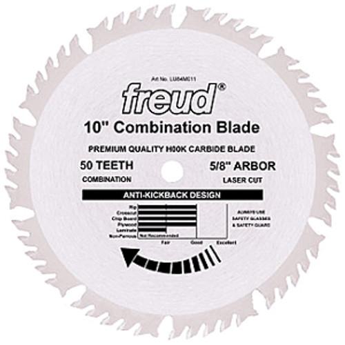 """Freud LU84M Circular Saw Blade, 12"""" x 60 TPI"""