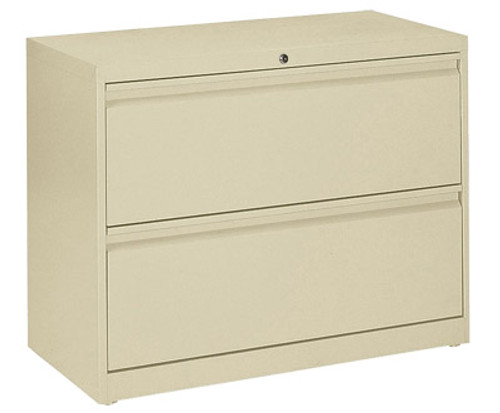 Sandusky Lee Full-pull Lateral File Cabinets 2 Drawers
