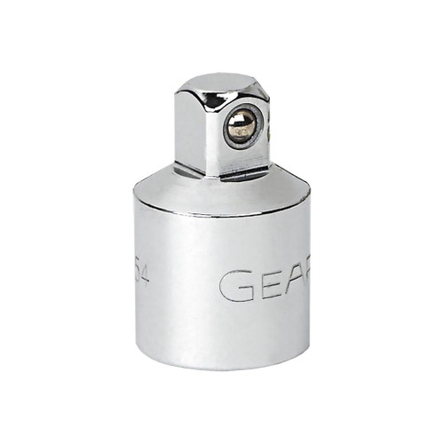 "GearWrench 1/4"" Drive Adapter, 1/4""F x 3/8""M"