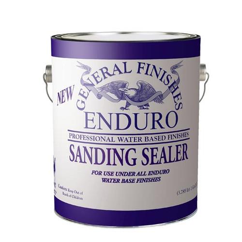 General Finishes Enduro Sanding Sealer, Qt.