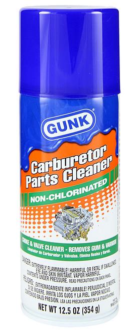 Gunk Non-Chlorinated, Low VOC Carb-Medic Cleaner