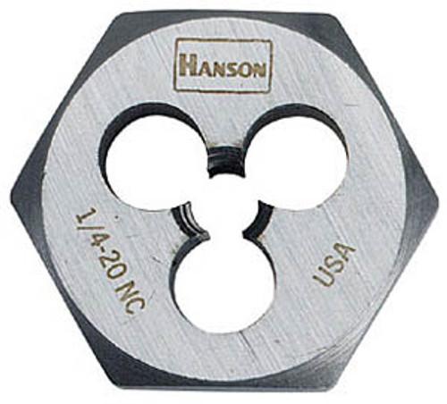 "Hanson Hexagon Dies - 1"" Across Flats, 3/8-17"