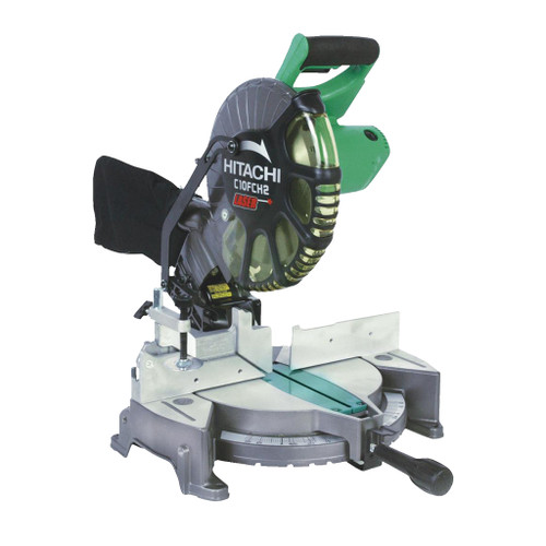 """Metabo HPT 10"""" Compound Miter Saw with Laser System"""