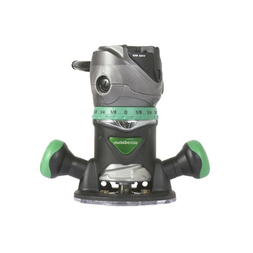 Metabo HPT 2-1/4 HP Variable Speed Fixed Base Router