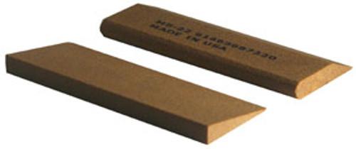 "Norton India Carving Tool Slips, 2-1/4"" x 7/8"" x 3/16"", 87221"