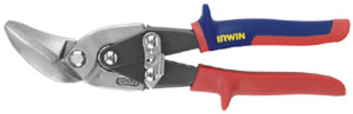 """Irwin ProTouch Offset Snips, 1-5/16"""", Right"""