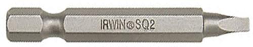"""Irwin Power Bits, Sq. Recess, 2 x 1-15/16"""""""