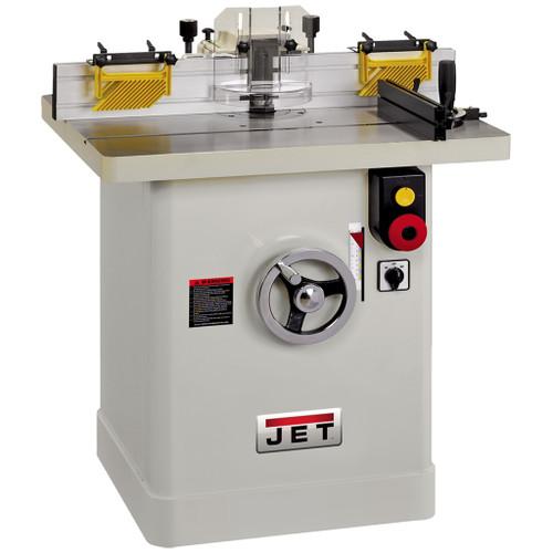 JET JWS-35X3-1 Shaper 3HP, 1Ph