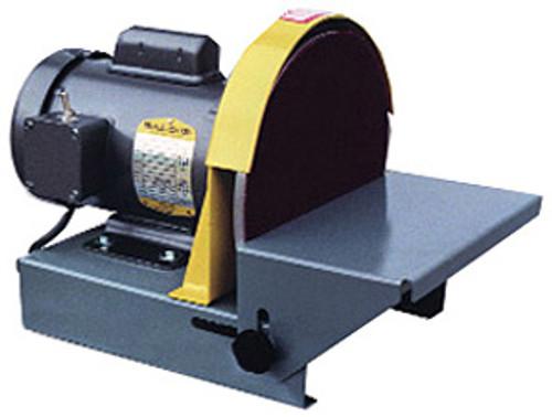 "Kalamazoo 12"" Disc Sander Bench Model"