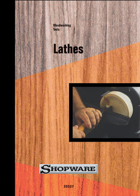 Shopware Lathes DVD