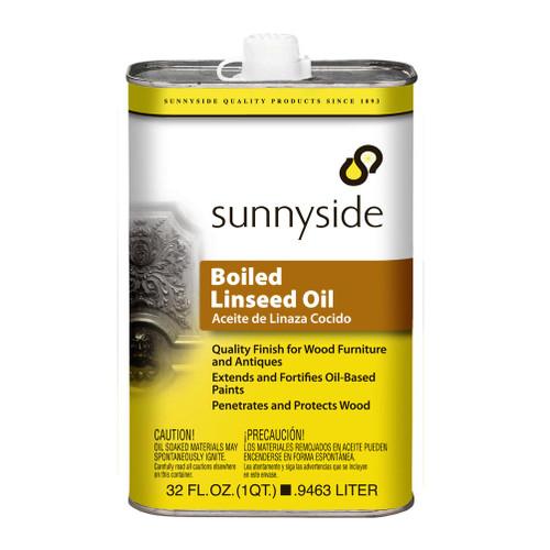 Sunnyside Linseed Oil, Qt.