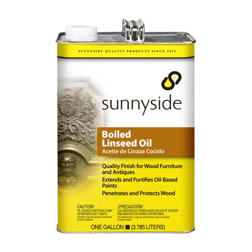 Sunnyside Linseed Oil, Gal.