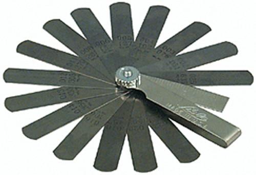 Lisle 15 Blade Feeler Gauge Set