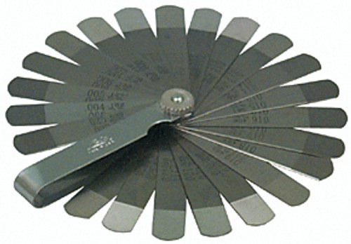 Lisle 22 Blade Feeler Gauge Set