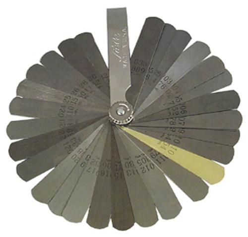 Lisle 31 Blade Feeler Gauge Set