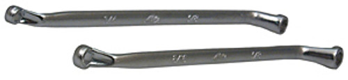 "Lisle Brake Bleeder Wrenches, For 5/16"" to 3/8"" Screws"