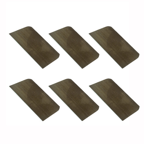 "Lisle Gasket Scraper Replacement Blades, 2""W"