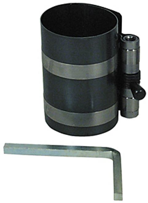 "Lisle Piston Ring Compressor, 2-1/8""-5"""