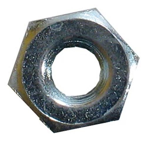 Hillman Machine Screw Hex Nuts, 6-32