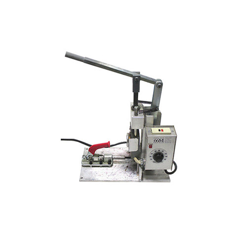 Crystal Alloy Manual Plastic Injection Molder