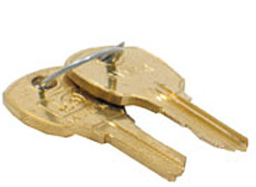 National Lock Cylinder Lock Master Key